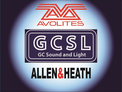 Utilising the latest Sound and Lighting Digital Technology from Allen & Heath and Avolites