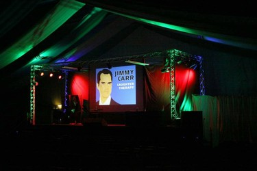 Jimmy Carr Comedian