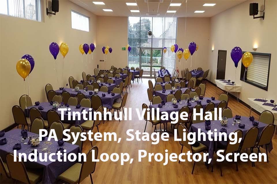Tintinhull Village Hall
