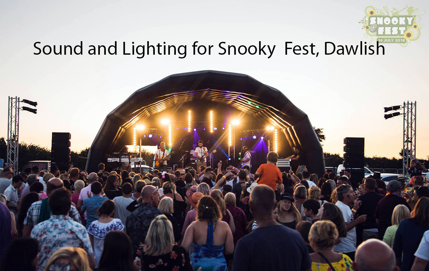 Snookyfest in Dawlish
